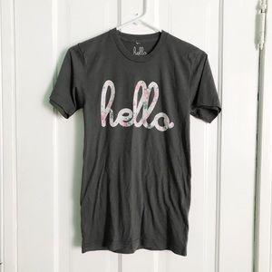 Hello Tee